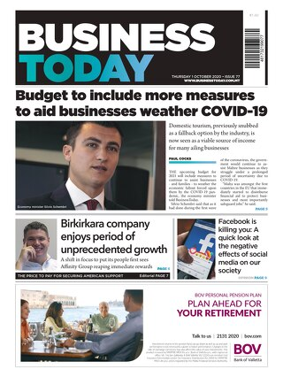 BusinessToday 1 October 2020