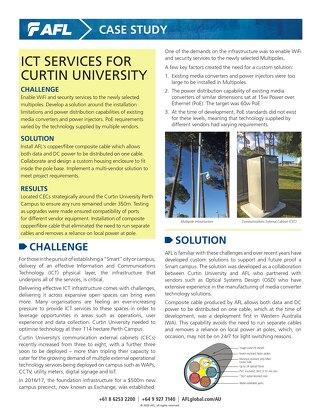 ICT Services for Curtin University