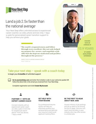 Intoo Outplacement Candidate Overview - YNS Flex Program - 6 months