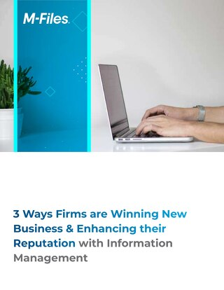 3 Ways Firms are Winning New Business & Enhancing their Reputation with IIM