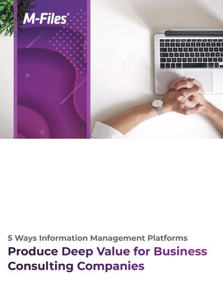 5 Ways IIM Produces Deep Value for Business Consulting Companies