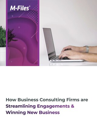 How Business Consulting Firms are Streamlining Engagements and Winning New Business