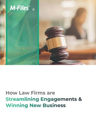 How Law Firms are Streamlining Engagements and Winning New Business