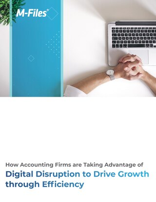 How Accounting Firms are Taking Advantage of Digital Disruption to Drive Growth