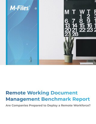 Remote Work Document Management Benchmark Report