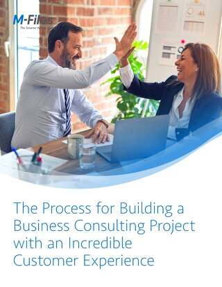 The Process for Building a Consulting Project with an Incredible Customer Experience