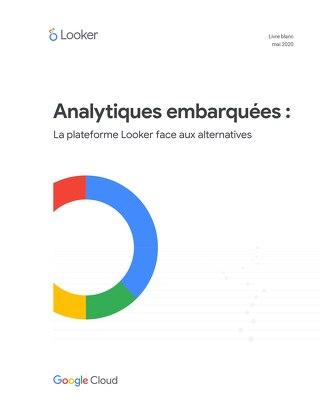 Analytiques embarquées: La plateforme Looker face aux alternatives