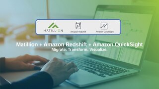 How to Build a Cloud Marketing Analytics Engine with Matillion and AWS