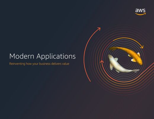 Modern Applications: Reinventing how your business delivers value