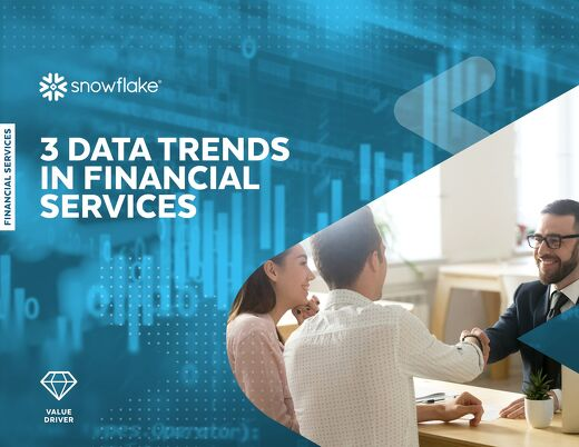 3 Data Trends in Financial Services