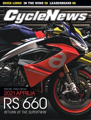 Cycle News 2020 Issue 44 November 3