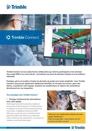 Trimble Connect Datasheet
