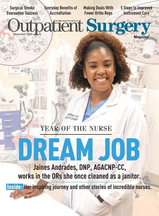 Year of the Nurse - November 2020 - Subscribe to Outpatient Surgery Magazine