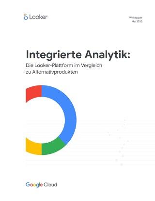 Integrierte Analytik: Die Looker-Plattform im Vergleich zu Alternativprodukten