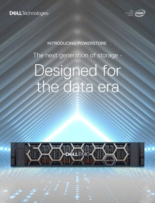 Introducing PowerStore -The next generation of storage