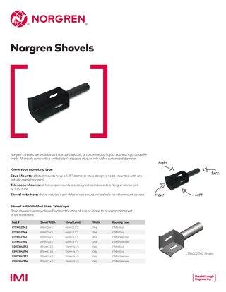 Norgren Shovels