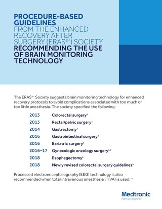 RECOMMENDING THE USE OF BRAIN MONITORING TECHNOLOGY