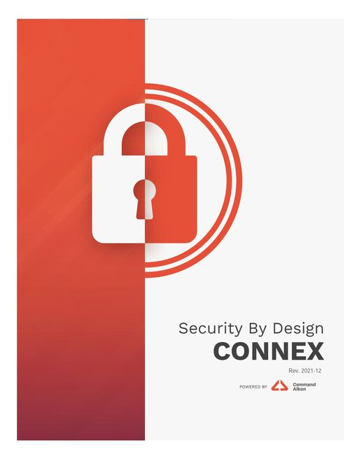 CONNEX Security By Design