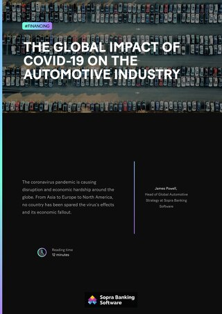 Automotive industry players can leverage the crisis to make long-overdue changes and create new opportunities going forward.