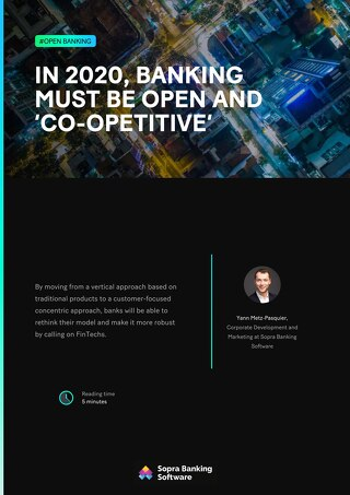 By moving to a customer-focused concentric approach, banks will be able to rethink their model by calling on FinTechs