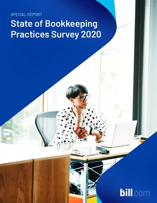 2020 State of Bookkeeping Practices Survey