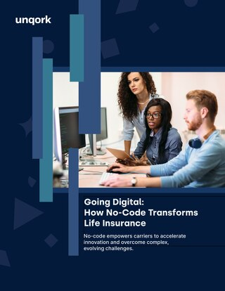 eBook: Going Digital: How No-Code Transforms Life Insurance