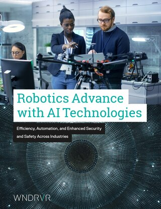 Robotics Advance with AI Technologies