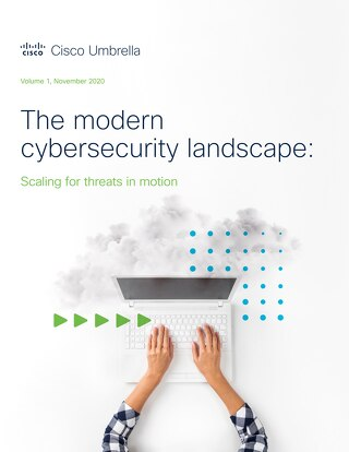 The modern cybersecurity landscape: Scaling for threats in motion