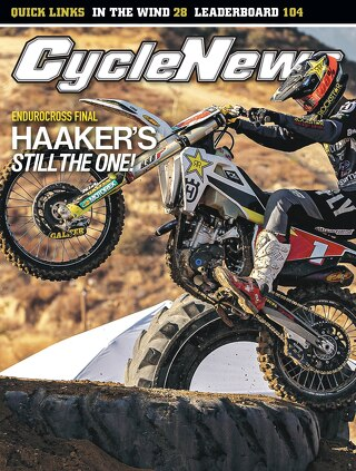 Cycle News 220 Issue 45 November 10