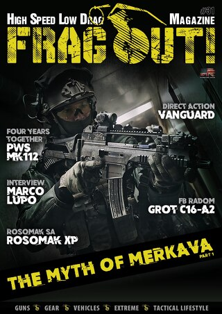Frag Out! Magazine #31