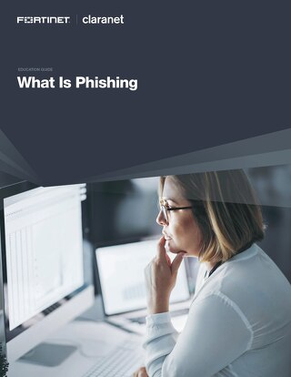 Claranet | What Is Phishing