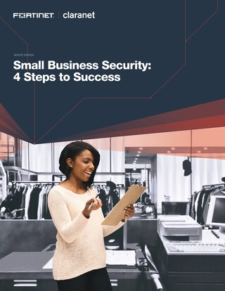 Claranet | Small Business Security: 4 Steps to Success