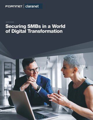 Claranet | Securing SMBs in a World of Digital Transformation