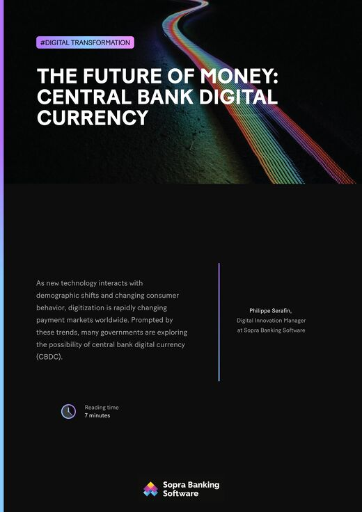 Prompted by changing consumer behaviors and digitization, many governments are exploring the possibility of central bank digital currency