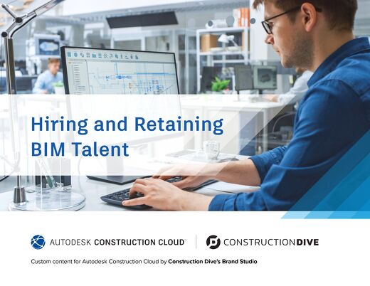 Hiring and Retaining BIM Talent