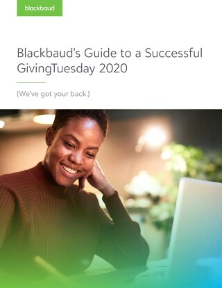 Giving Tuesday 2020 Toolkit