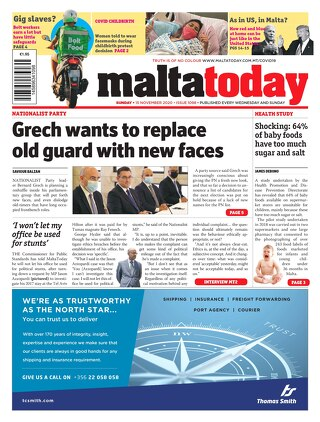 MALTATODAY 15 November 2020