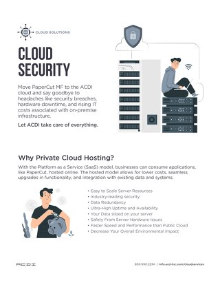 Cloud Services Cloud Security
