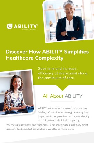 Discover How ABILITY Simplifies Healthcare Complexity
