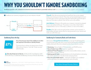 Why You Can't Ignore Sandboxing Infographic