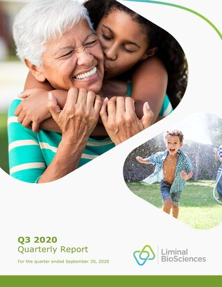 Quarterly Report Q3 2020