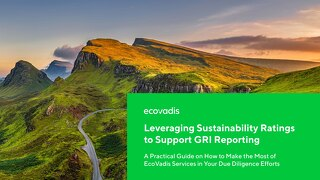 How to Use Sustainability Ratings to Support GRI Reporting