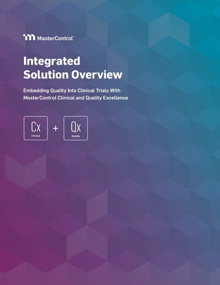 Integrated Solution Overview: Cx + Qx