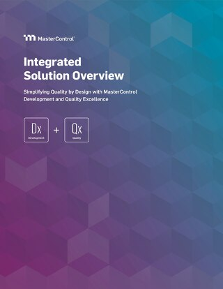 Integrated Solution Overview: Dx + Qx