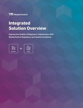 Integrated Solution Overview: Rx + Qx