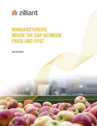 Manufacturers: Widen the Gap Between Price & Cost