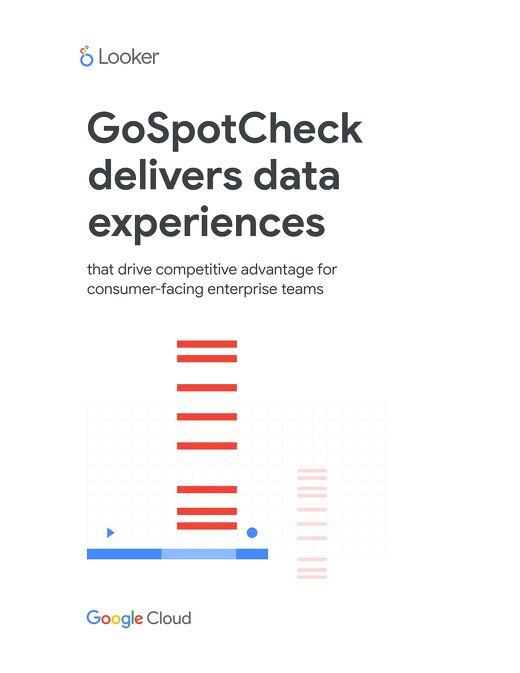 GoSpotCheck delivers data experiences that drive competitive advantage for consumer-facing enterprise teams