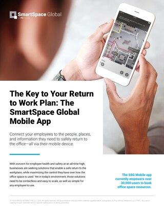 SmartSpace Global Mobile App