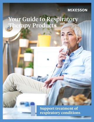Guide to respiratory therapy products