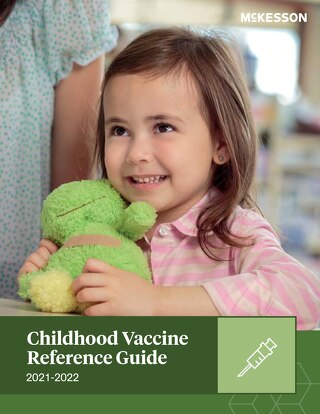 Childhood vaccine reference guide